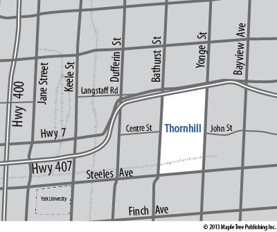 Vaughan - Thornhill